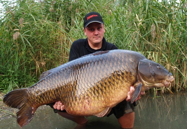 NEW RECORD CARP FISHING