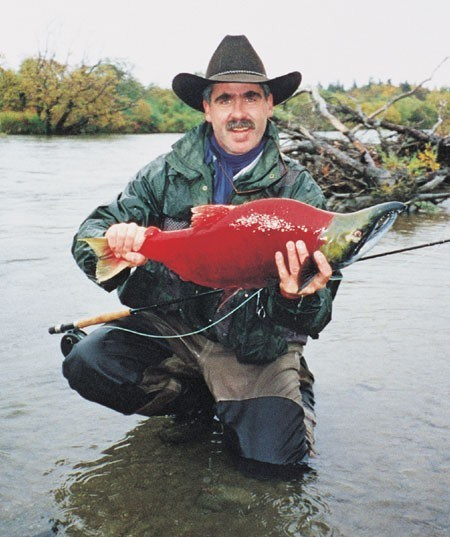 SR3 SALMON ROJO O SOCKEYE