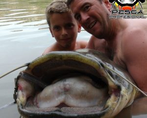 CATFISH FISHING GUIDES FOR CHILDREN